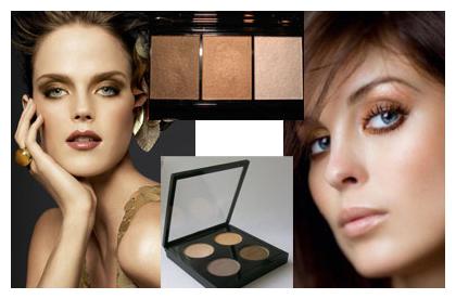 Картинки макияжа для осеннего цветотипа фото