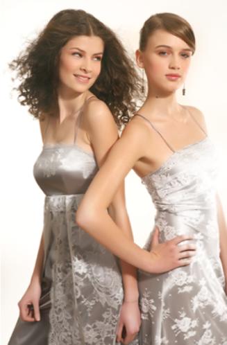 блестящие платья оптом